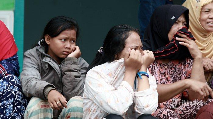 Warga yang Mengungsi di Bukit-Bukit Kini Sudah Turun