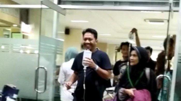 Gempa Magnitudo 7.4, Pasien Rumah Sakit Masmitra Jati Makmur Berhamburan