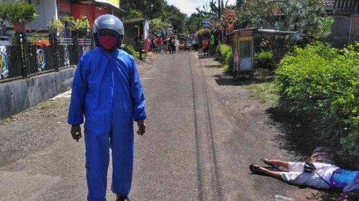 Duduk Perkara Pemudik Sesak Nafas & Tergeletak di Pinggir Jalan, Bukan Diturunkan Sopir Travel