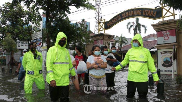 Update Banjir di Semarang, 2 Orang Meninggal Dunia Akibat Longsor