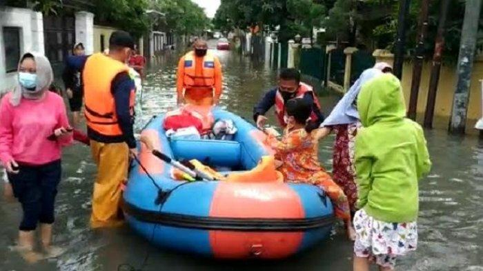 Waspadai, DKI Jakarta Masih Dibayangi Hujan Deras Hingga Sepekan ke Depan
