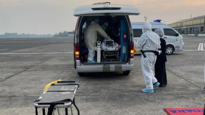 Pemerintah Arab Saudi telah membawa pulang warganya yang terinfeksi Covid-19 dari Indonesia.