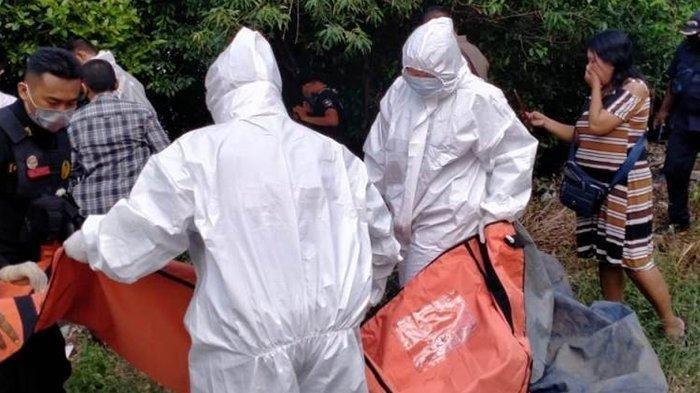 Mayat Tanpa Tangan Kiri dan Kaki Gegerkan Warga Dekat Pergudangan Greges Jaya Surabaya