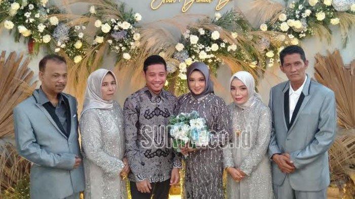 Evan Dimas Darmono melamar kekasihnya Dewi Zahra, Selasa (31/12/2019).