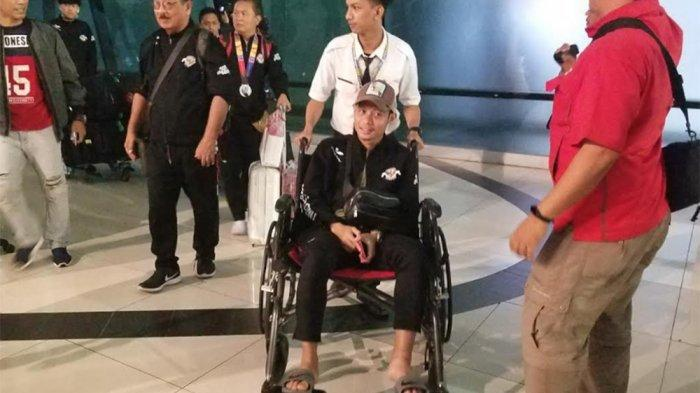 Diinjak Pemain Vietnam Hingga Cedera, Evan Dimas Darmono: Mungkin Sudah Takdirnya