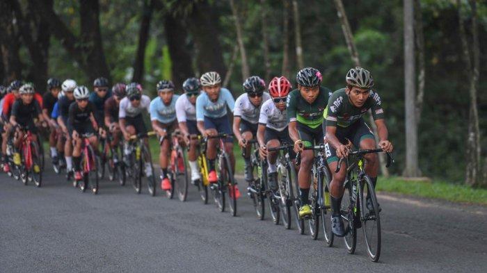 Rekor KM 0 Bojong Koneng Pecah di Event ASC Cycling