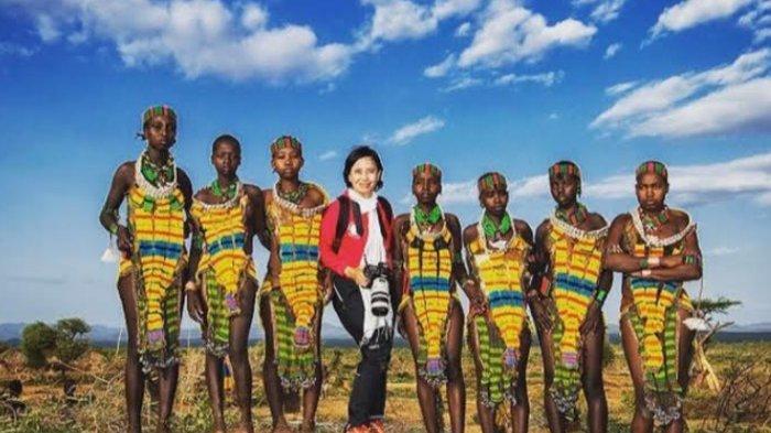 Cerita Evi Aryati Arbay Sebagai Etnografer, Pelajari dan Kenalkan Suku Terpencil ke Masyarakat Luas