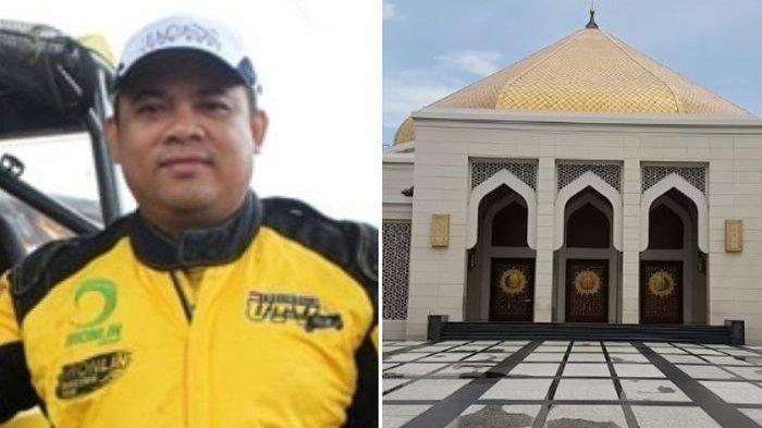 Sosok Haji Isam, ''Crazy Rich'' Kalimantan Selatan, Habiskan Uang Bangun Masjid dan Umrahkan Guru