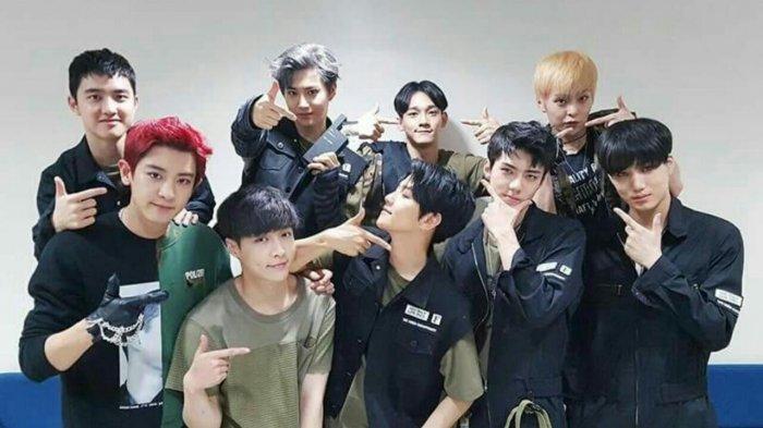 EXO Rayakan Anniversary ke-8, Begini Unggahan Para Member