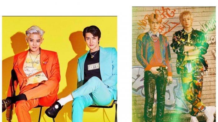 Exo SC: Sehun-Chanyeol: Lirik Lagu dan Terjemahan Telephone - EXO-SC