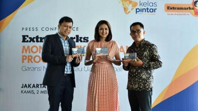 Extramarks Luncurkan Program MBG 'Garansi Nilai Naik Atau Uang Kembali'