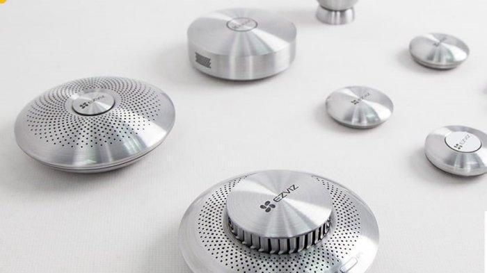 Ezviz Smart Home Sensor Kit Raih Penghargaan di Ajang iF Design Awards