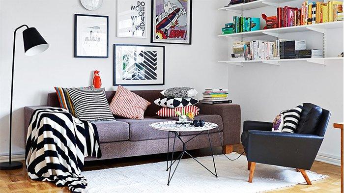 Biaya Desain Interior Rumah Model Minimalis Tribunnews Com Mobile