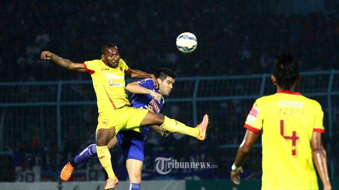 Sriwijaya FC vs Arema: Sriwijaya Patok Menang dalam 90 Menit