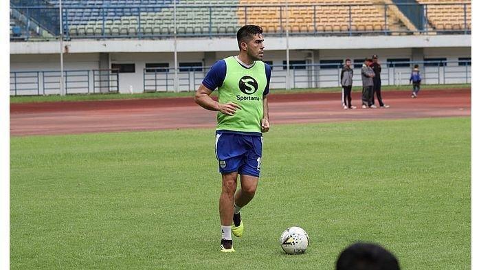 Persib Bandung Pertahankan Fabiano Beltrame
