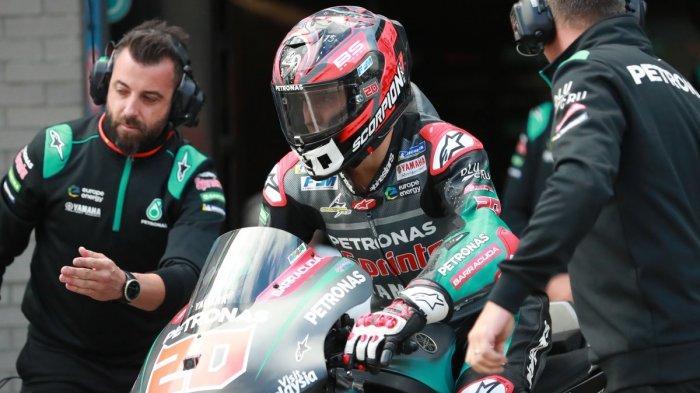 Jadwal MotoGP San Marino 2020 Trans 7, Ayah Jorge Lorenzo Komentari Penampilan Quartararo