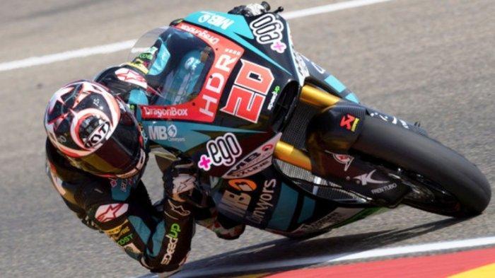 Fabio Quartararo Tempati Posisi Tertinggi Diantara Rookie Lainnya di MotoGP 2019
