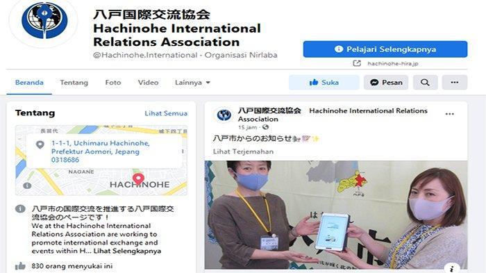 Pemda Hachinohe Aomori Jepang Luncurkan Kotobal, untuk Komunikasi 12 Bahasa Termasuk Indonesia