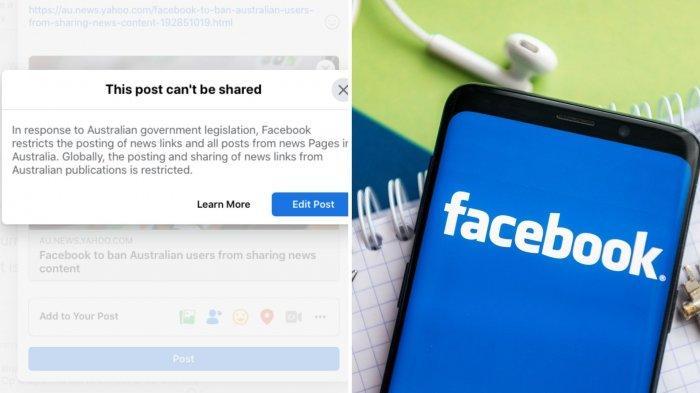 Australia Tak Lagi Bisa Melihat atau Membagikan Konten Berita di Facebook Buntut dari Kebijakan Baru