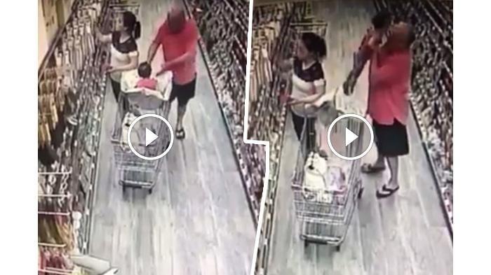 Hati-Hati Jika Bawa Anak ke Supermarket, Kejadian Mengerikan Seperti Ini Bisa Menimpa Anda!