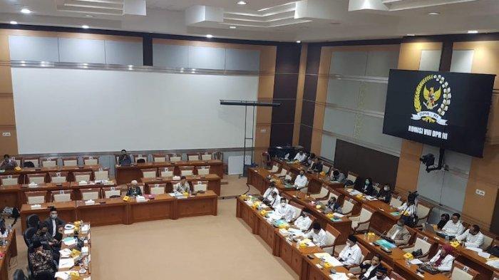 Komisi VIII DPR Singgung Kemenag yang Tak Beri Bantuan Paket Internet Bagi Siswa-Siswi Madrasah