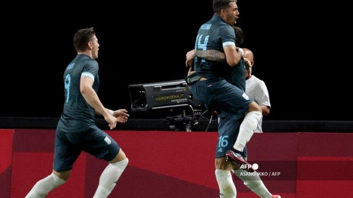 Sepak Bola Putra Olimpiade Tokyo: Demi Bawa Argentina Lolos, Facundo Medina Siap Peras Keringat