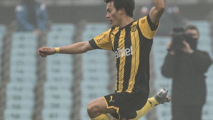 Profil Facundo Pellistri, Talenta Masa Depan MU, Diperebutkan Lyon & Man City, Rekomendasi Forlan