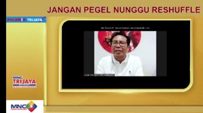 Reshuffle? Fadjroel Sebut Hanya Jokowi dan Allah yang Tahu