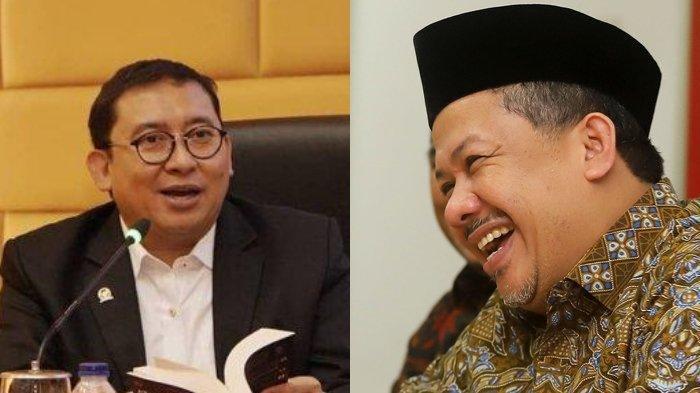 Isu Presiden 3 Periode, Fadli Zon Sebut Cukup 2 Periode, Fahri Hamzah: Emang Tidak Ada Karir Baru?
