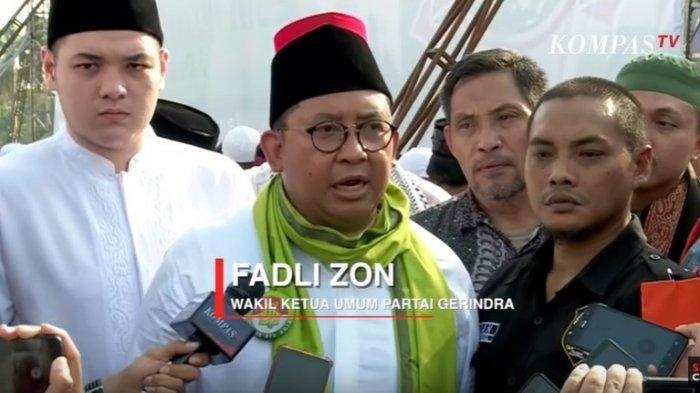 Rizieq Shihab Tak Kunjung Pulang dari Arab Saudi, Fadli Zon: Dugaan Permintaan Oknum Dalam Negeri