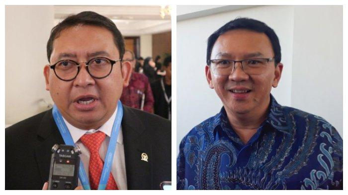 Fadli Zon Tolak Ahok jadi Calon Kepala Badan Otorita Ibu Kota Negara: Seperti Tak Ada Orang Lain