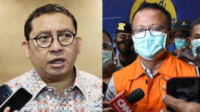 Edhy Prabowo Mundur dari Jabatan Menteri KKP & Gerindra, Fadli Zon Ingatkan KPK Soal Harun Masiku