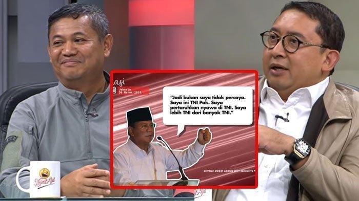 Najwa Bandingkan Statement Prabowo Soal Natuna, Pembelaan Fadli Zon Bikin Kepala Bakamla Ketawa