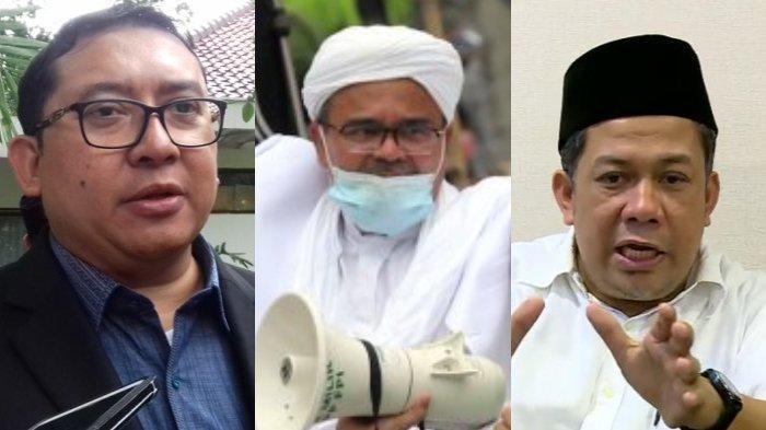 Fadli Zon hingga Fahri Hamzah Soroti Vonis Rizieq Shihab, Singgung soal Keadilan dan Pasal Keonaran