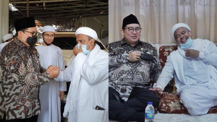 Kunjungi Kediaman Rizieq Shihab, Fadli Zon Beberkan 3 Upaya Gagalkan Kepulangan HRS, Ulah Intelijen?