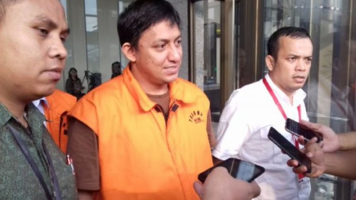 Fahd El Fouz Minta Agar KPK Menetapkan Priyo Budi Santoso Menjadi Tersangka
