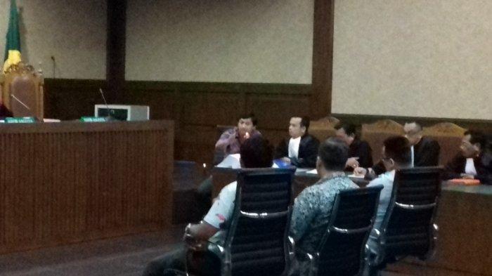 Fahd El Fouz Sindir Ketua DPP Gema MKGR Ingin Selamatkan Priyo Budi Santoso