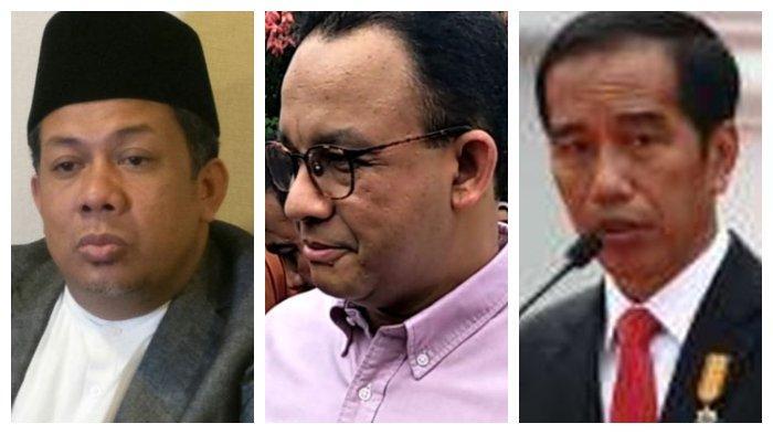 Twitter Ramai #AniesGabisakerja, Ini Alasan Fahri Hamzah Sebut Solusi Banjir Lebih di Tangan Jokowi