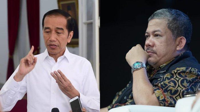 100 Hari Jokowi-Ma'ruf Amin: Kata Fahri Hamzah, Jokowi Kesepian dan Kurang Teman Berpikir