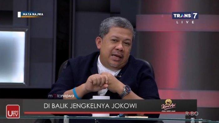 Fahri Hamzah berharap Presiden Jokowi tidak terus menerus meluapkan kemarahannya dihadapan para menteri maupun publik karena bisa berdampak pada kewibawaannya.
