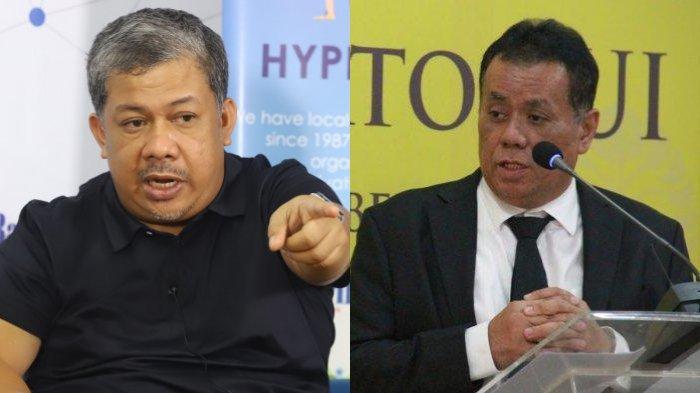Fahri Hamzah Kabarkan Rektor UI Mundur dari Jabatan Komisaris BUMN: Tolong Diam Ya
