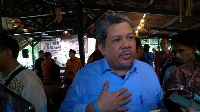 PKS Tak Kunjung Bayar Ganti Rugi Rp 30 Miliar, Fahri Hamzah Berencana Ajukan Gugatan Pailit