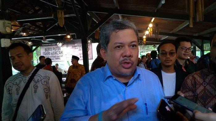 Politikus senior Fahri Hamzah