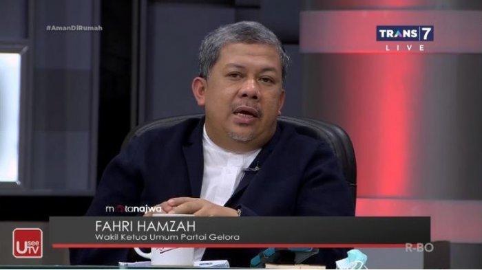 Ekspor Benih Lobster Disebut hanya Keuntungan Jangka Pendek, Fahri Hamzah: Biarkan Rakyat Berpesta