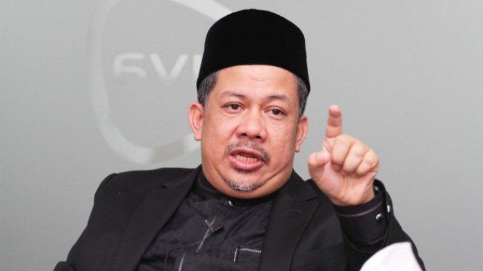 Respons Fahri Hamzah soal Rencana Revisi UU ITE, Bersyukur dan Beri Usulan Ini