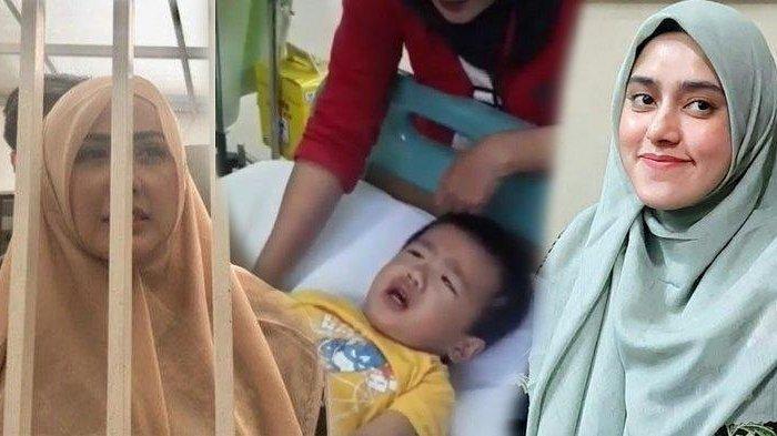 Fairuz A Rafiq ikut pilu saat dengar anak Rey Utami terbaring di rumah sakit