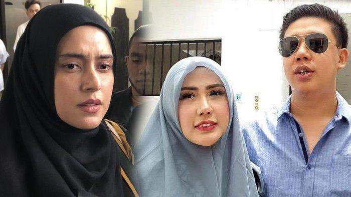 Dipenjara karena Kasus Ikan Asin Mengubahnya Jadi Baik,Rey Utami Ingin Bertemu dengan Fairuz A Rafiq