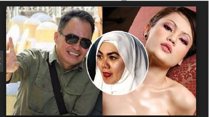 Mengaku Ikhlas, Sarita Abdul Mukti Tak Ingin Menghalangi Kebahagiaan Faisal Harris dan Jennifer Dunn