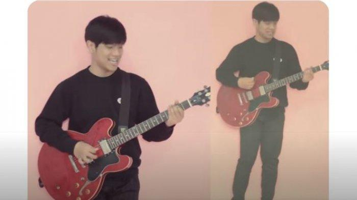Chord Gitar Ekspektasi - Ocan Siagian feat Okin, Kunci Dimainkan dari C