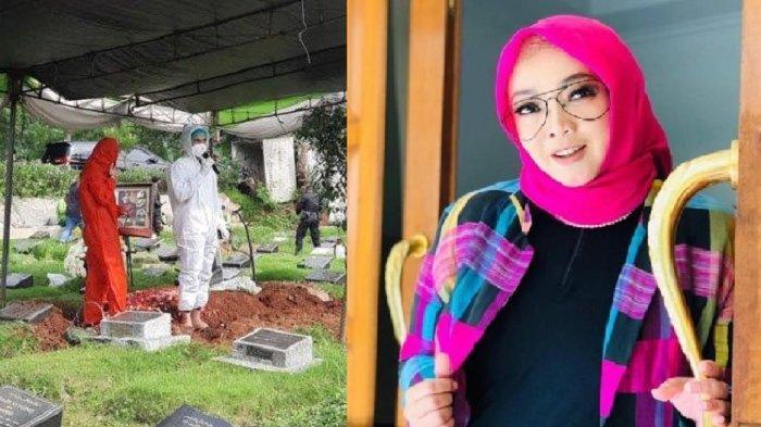 Teddy Syah Cerita Detik-detik Rina Gunawan Terpapar Covid-19 Hingga Akhirnya Wafat di Rumah Sakit